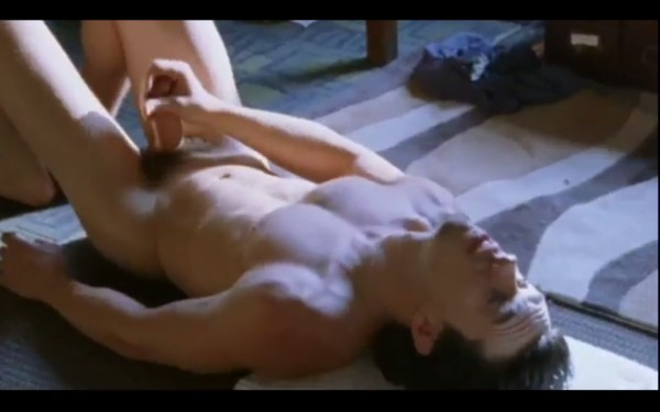 Actor Paul Dawson Shows Penis